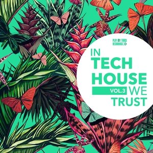 VARIOUS - In Tech House We Trust Vol 3