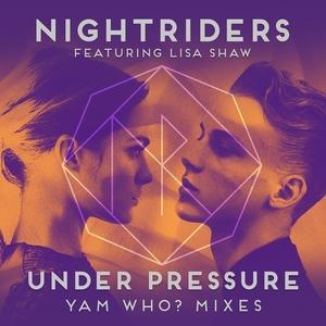 NIGHTRIDERS feat LISA SHAW - Under Pressure