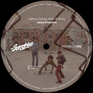ADHAM ZAHRAN/RELIC/RARITY - Jazzy Freedom