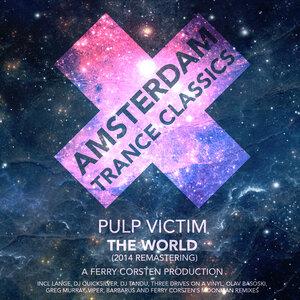 PULP VICTIM - The World (2014 Remastering)