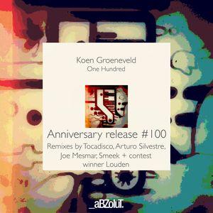 KOEN GROENEVELD - One Hundred