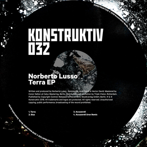NORBERTO LUSSO - Terra EP