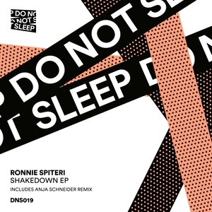 RONNIE SPITERI - Shakedown EP