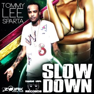 TOMMY LEE SPARTA - Slow Down