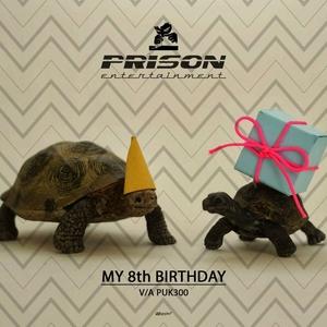 VARIOUS - Prison 8th Birthday