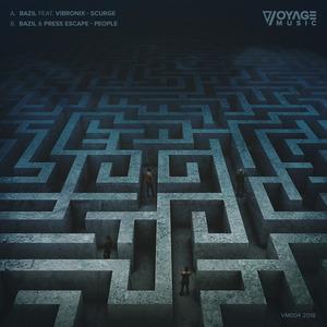 BAZIL & PRESS ESCAPE feat VIBRONIX - Scurge