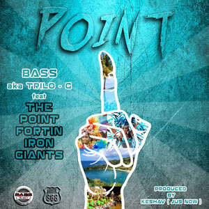 BASS feat THE POINT FORTIN IRON GIANTS - Point