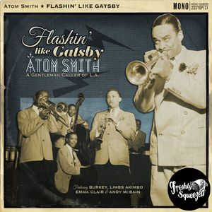 ATOM SMITH - Flashin' Like Gatsby