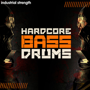 INDUSTRIAL STRENGTH RECORDS - Hardcore Bass Drums (Sample Pack WAV)