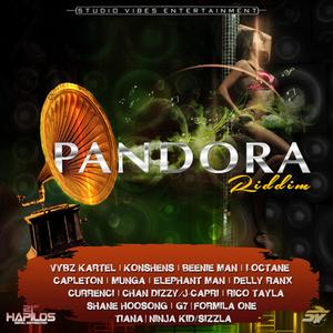 VARIOUS - Pandora Riddim (Explicit)