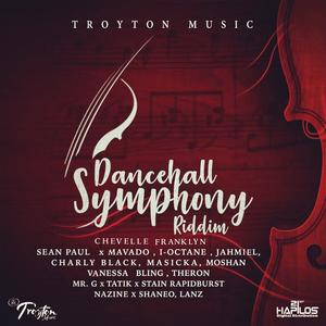 VARIOUS - Dancehall Symphony Riddim (Explicit)