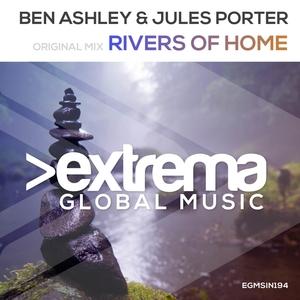 BEN ASHLEY & JULES PORTER - Rivers Of Home