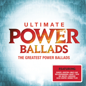 VARIOUS - Ultimate... Power Ballads