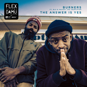 DAMU THE FUDGEMUNK & FLEX MATHEWS - Burners