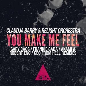 RE LIGHT ORCHESTRA/CLAUDJA BARRY - You Make Me Feel (Remixes)