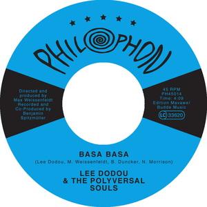 LEE DODOU & THE POLYVERSAL SOULS - Basa Basa