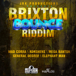VARIOUS - Brixton Bounce Riddim (Explicit)