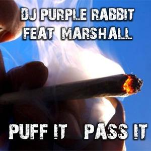 DJ PURPLE RABBIT & CYNICAL HUSSL feat MARSHALL - Puff It Pass It