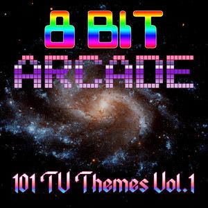 8-BIT ARCADE - 101 Television Themes Volume 1.0 (Main Theme - Computer Game version)
