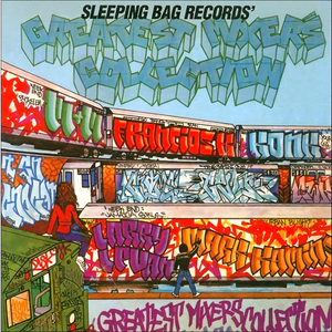 VARIOUS - Sleeping Bag Records' Greatest Mixers Collection