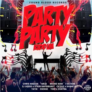 VARIOUS - Party Party Riddim (Explicit)