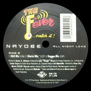 NAYOBE feat FAT JOE & RAYVON - All Night Long