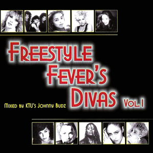 JOHNNY BUDZ/VARIOUS - Freestyle Fever's Divas Vol 1