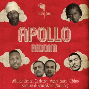 DUB INC - Apollo Riddim