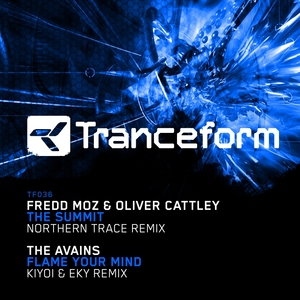 FREDD MOZ/OLIVER CATTLEY/THE AVAINS - Remixes EP