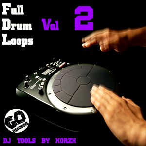 KORZH - Full Drum Loops Vol 2 (DJ Tools)