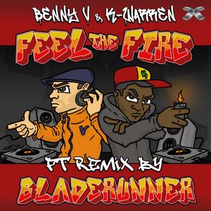 BENNY V/K-WARREN - Feel The Fire EP