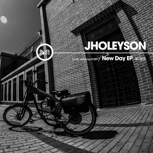 JHOLEYSON - New Day EP