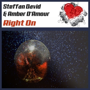 STEFFAN DAVID/AMBER D'AMOUR - Right On