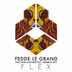 FEDDE LE GRAND/FUNK MACHINE feat GENERAL LEVY - Flex