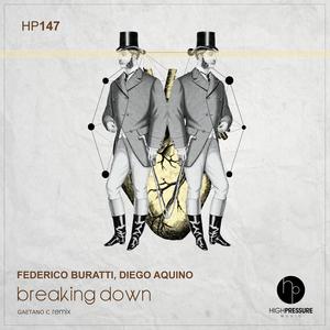 FEDERICO BURATTI/DIEGO AQUINO - Breaking Down