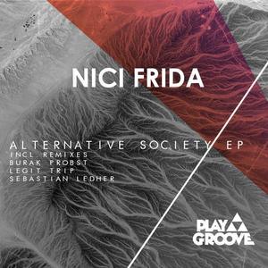 NICI FRIDA - Alternative Society EP