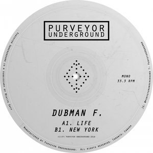 DUBMAN F - New York EP
