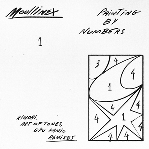 MOULLINEX feat UHAHUH - Painting By Numbers (Remixes)