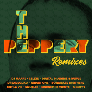 VARIOUS - The Peppery - Remixes