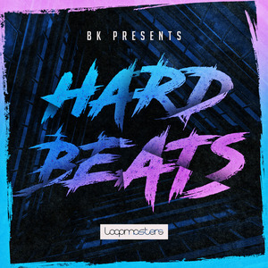 LOOPMASTERS - BK's Hard Beats (Sample Pack WAV/APPLE/LIVE)