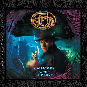 FISH - Rain Gods With Zippos (The Remasters)