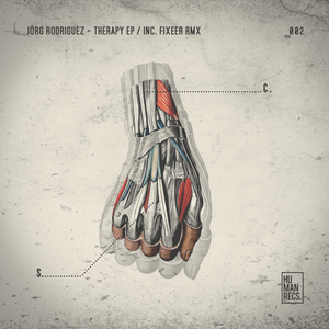 JORG RODRIGUEZ - Therapy EP
