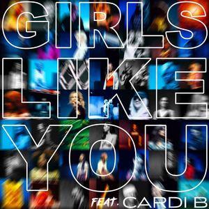 MAROON 5 feat CARDI B - Girls Like You