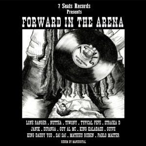 VARIOUS - Forward In The Arena