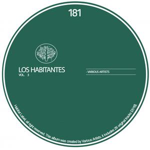 VARIOUS - Los Habitantes Vol 3
