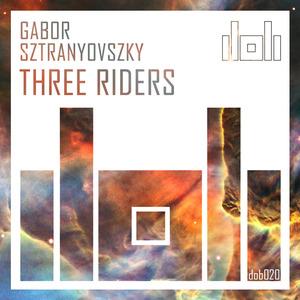 GABOR SZTRANYOVSZKY - Three Riders