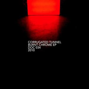 CORRUGATED TUNNEL - Burnt Chrome
