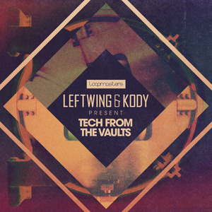 LEFTWING & KODY - Tech From The Vaults (Sample Pack WAV/APPLE/LIVE/REASON)