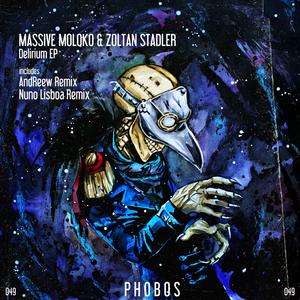 MASSIVE MOLOKO - Delirium EP