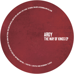 ARGY - The Way Of Kings EP